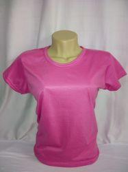 camiseta Baby loock lisa  pink 100% poliéster para sublimação